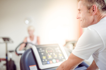 Kurpartner Ergometertraining im Hotel NOVA
